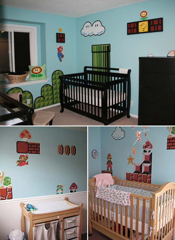 Best ideas about DIY Baby Room . Save or Pin 22 Terrific DIY Ideas To Decorate a Baby Nursery Amazing Now.
