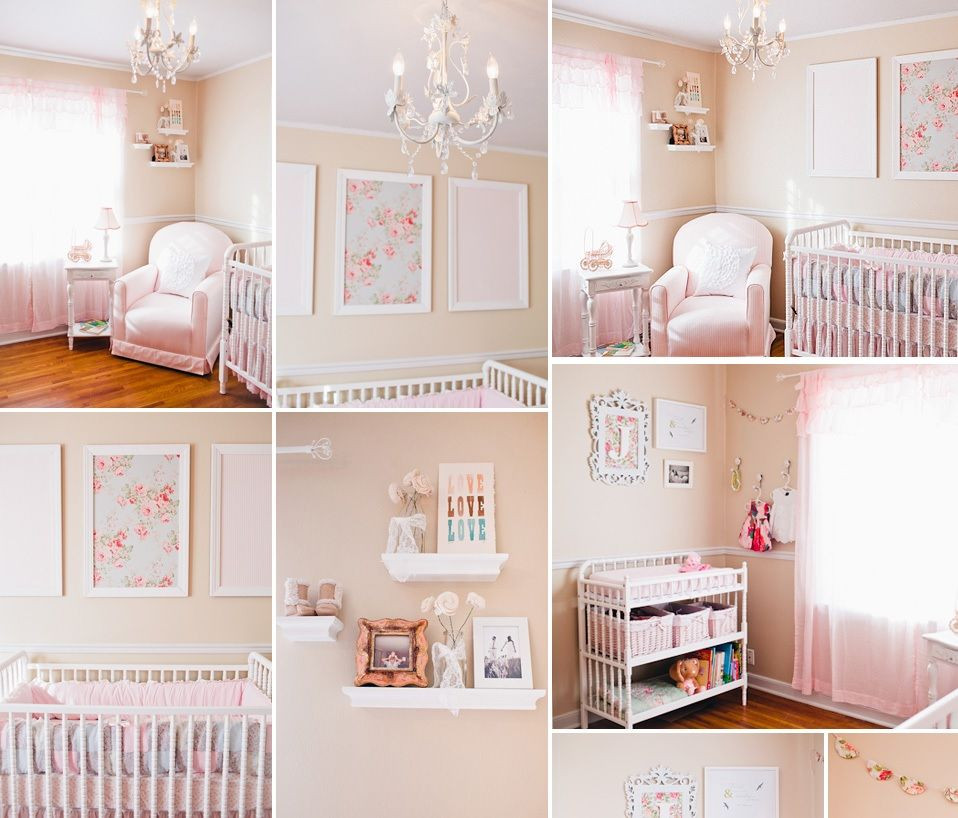 Best ideas about DIY Baby Room . Save or Pin 10 Shabby Chic Nursery Design Ideas Now.