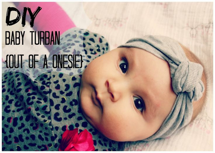 Best ideas about DIY Baby Turban Headbands . Save or Pin 1000 ideas about Baby Turban on Pinterest Now.