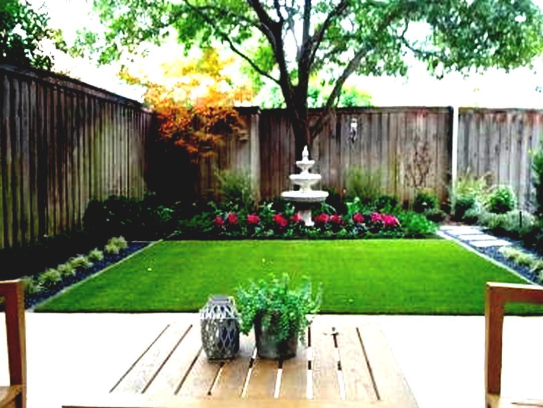 Best ideas about Diy Backyard Landscaping . Save or Pin Cheap Backyard Ideas No Grass Diy For Kids Modern Garden Now.