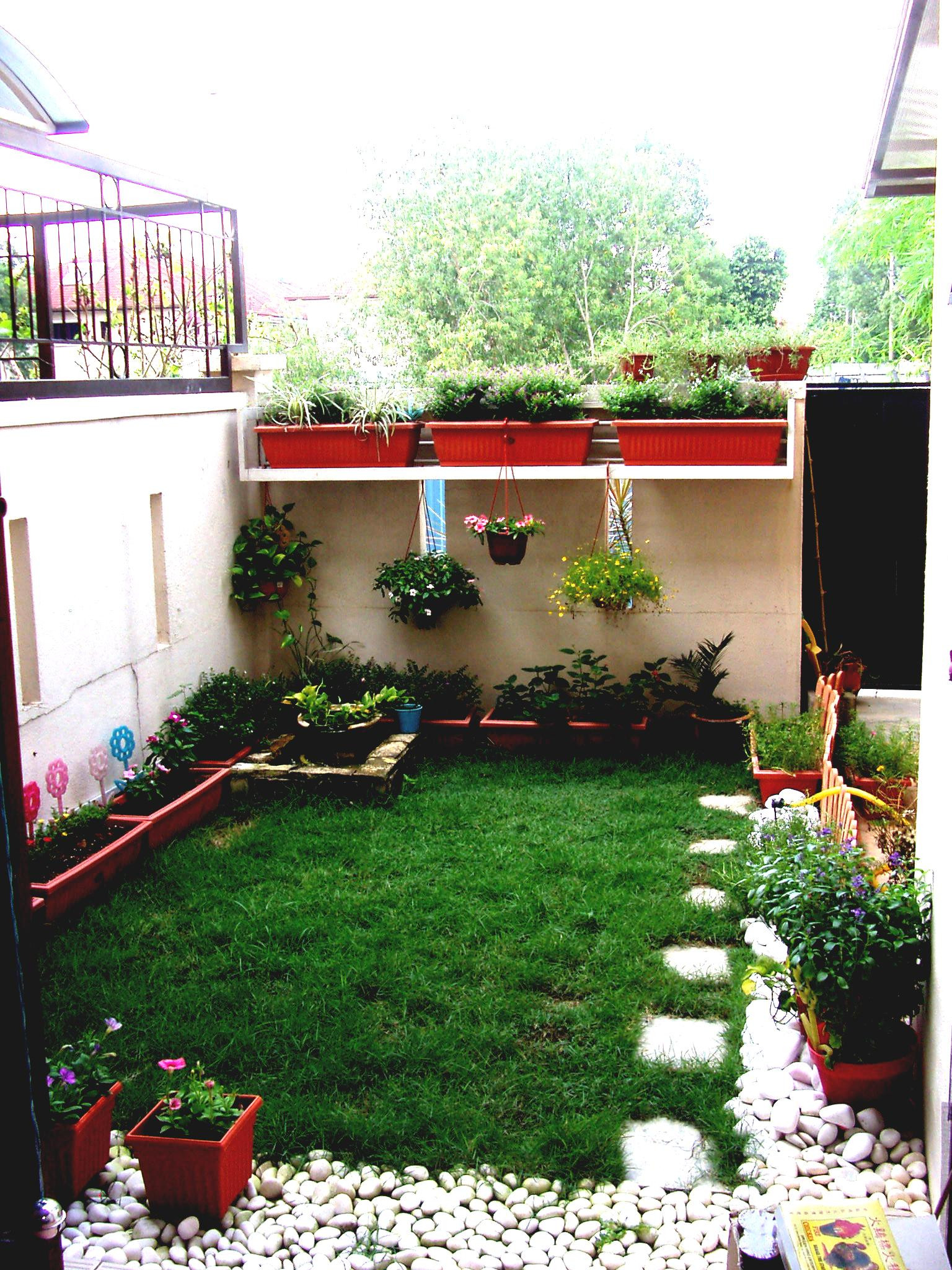 Best ideas about Diy Backyard Landscaping . Save or Pin Full Size Small Courtyard Design Ideas Melbourne Now.