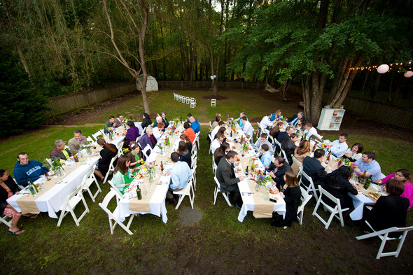 Best ideas about DIY Backyard Wedding . Save or Pin DIY Vintage Backyard Wedding by 2&3 graphy Now.