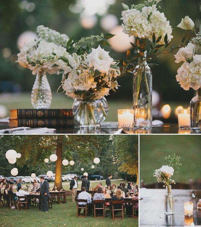 Best ideas about DIY Backyard Wedding . Save or Pin Diy Backyard Wedding Decoration Ideas Now.