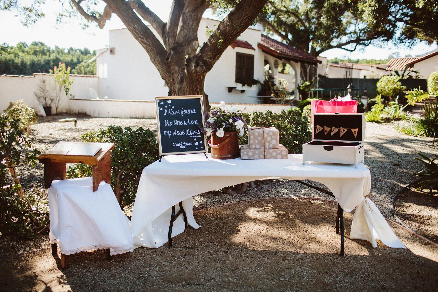Best ideas about DIY Backyard Wedding . Save or Pin DIY Backyard Wedding Ventura Wedding grapher Now.