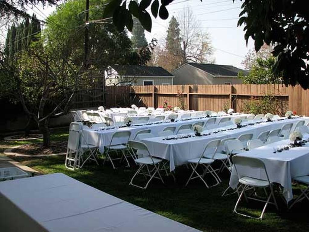 Best ideas about DIY Backyard Wedding . Save or Pin Diy Wedding Backyard Reception Ideas Now.
