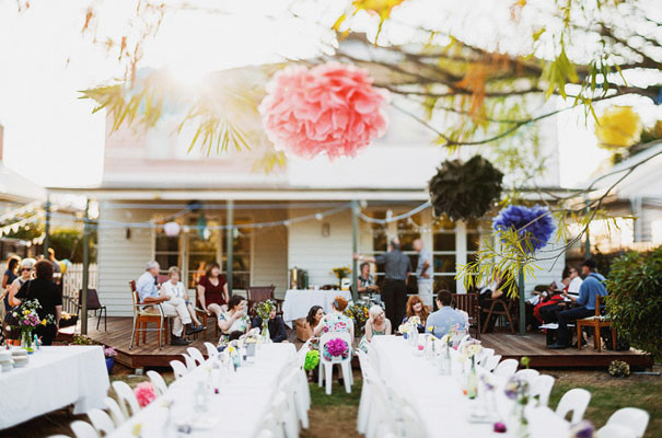 Best ideas about DIY Backyard Wedding . Save or Pin Hello May · A DIY BACKYARD WEDDING RACHEL JOHNNY Now.