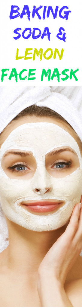 Best ideas about DIY Baking Soda Face Mask . Save or Pin Baking Soda & Lemon Face Mask Now.