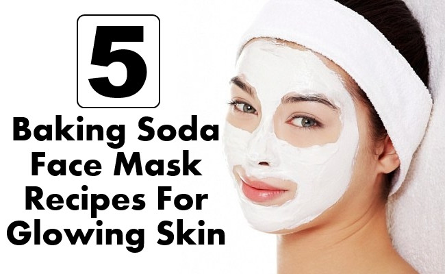Best ideas about DIY Baking Soda Face Mask . Save or Pin 5 DIY Baking Soda Face Mask Recipes For Glowing Skin Now.