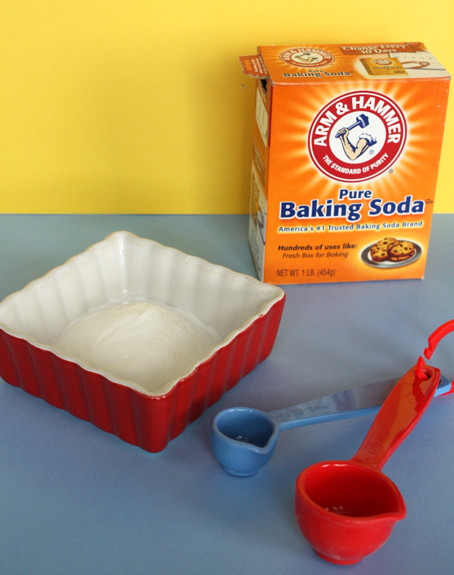 Best ideas about DIY Baking Soda Face Mask . Save or Pin DIY facial 2 ingre nts Now.