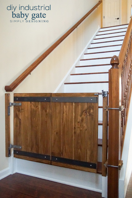 Best ideas about DIY Barn Door Baby Gate . Save or Pin Talk of the Town 30 Cat Condo Barn Door Baby Gate Now.