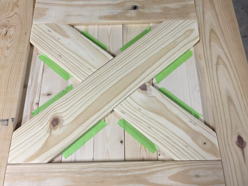 Best ideas about DIY Barn Door Baby Gate . Save or Pin DIY Reclaimed Wood Barn Door Baby Gate – Rockin the Dots Now.