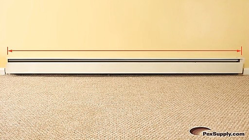 Best ideas about DIY Baseboard Heater Covers . Save or Pin Installing Baseboarders DIY Baseboard Heater Covers Now.