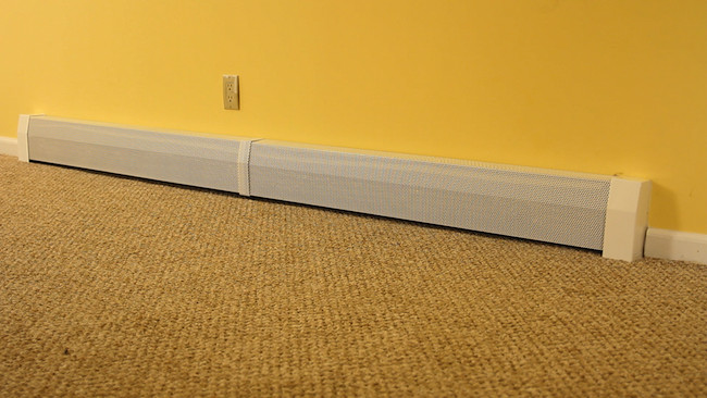 Best ideas about DIY Baseboard Heater Covers . Save or Pin DIY Baseboard Heater Covers Bob Vila Now.