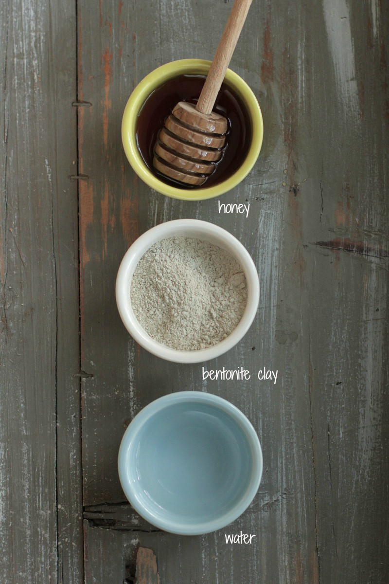 Best ideas about DIY Bentonite Clay Mask . Save or Pin 3 Simple & Quick Homemade Clay Mask Recipes Live Simply Now.