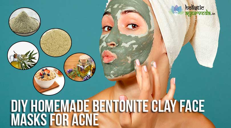 Best ideas about DIY Bentonite Clay Mask . Save or Pin DIY Homemade Bentonite Clay Face Masks Recipes For Acne Now.