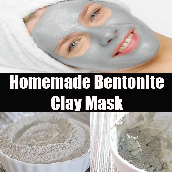 Best ideas about DIY Bentonite Clay Mask . Save or Pin DIY Homemade Bentonite Clay Mask For Skin Now.