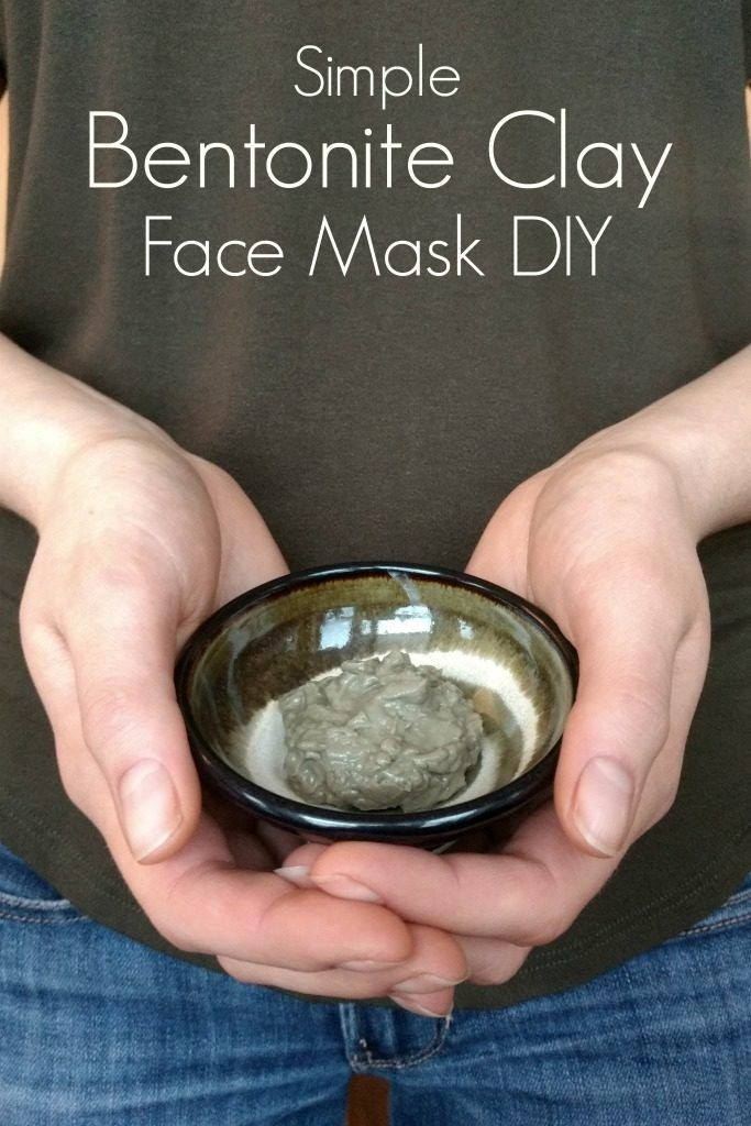 Best ideas about DIY Bentonite Clay Mask . Save or Pin Detox Your Skin with This Bentonite Clay Face Mask Now.