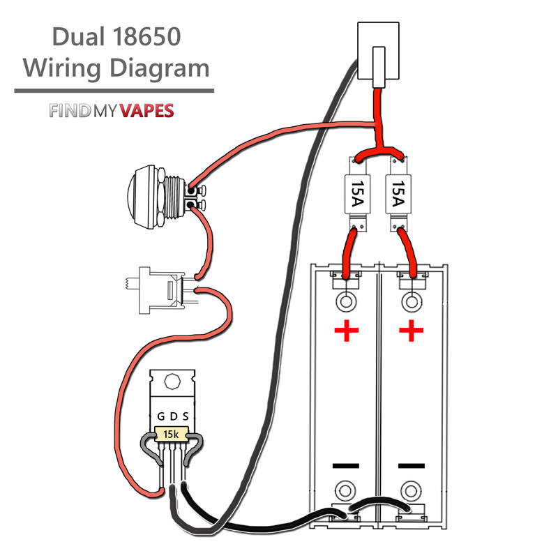 Best ideas about DIY Box Mod Supplies . Save or Pin DIY Unregulated Dual Box Mod Kit Now.