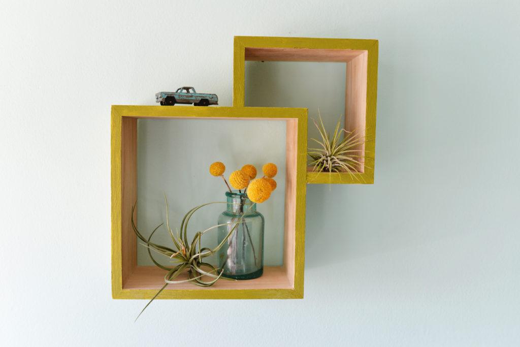 Best ideas about DIY Box Shelf . Save or Pin DIY Double Box Shelf Now.