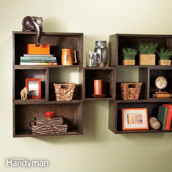 Best ideas about DIY Box Shelf . Save or Pin DIY Box Shelves Now.