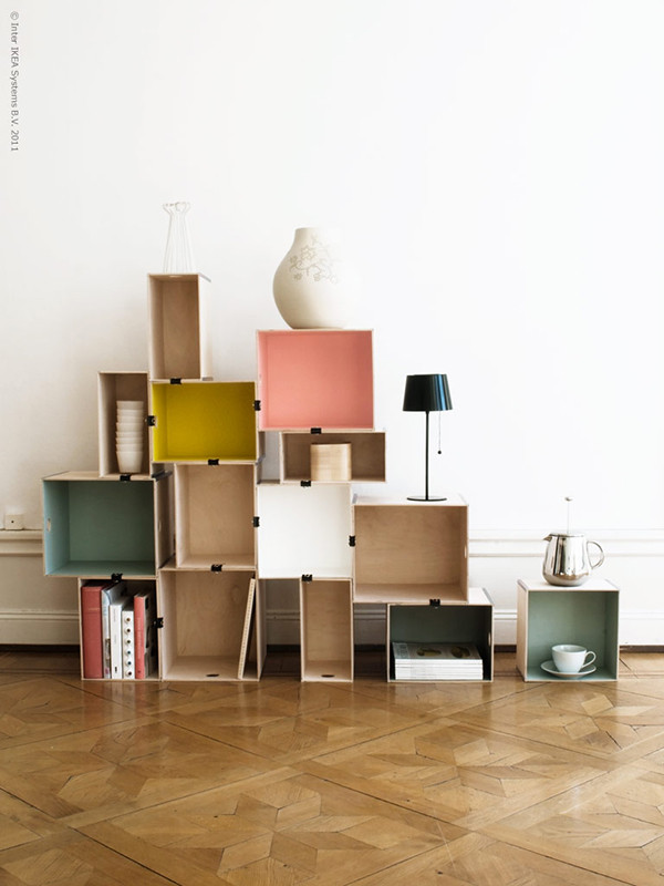 Best ideas about DIY Box Shelf . Save or Pin Beautiful DIY Shelving Made Easy Now.