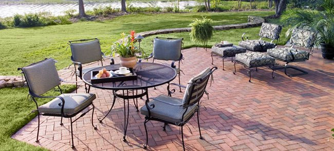 Best ideas about DIY Brick Patios . Save or Pin 20 Charming Brick Patio Designs Now.