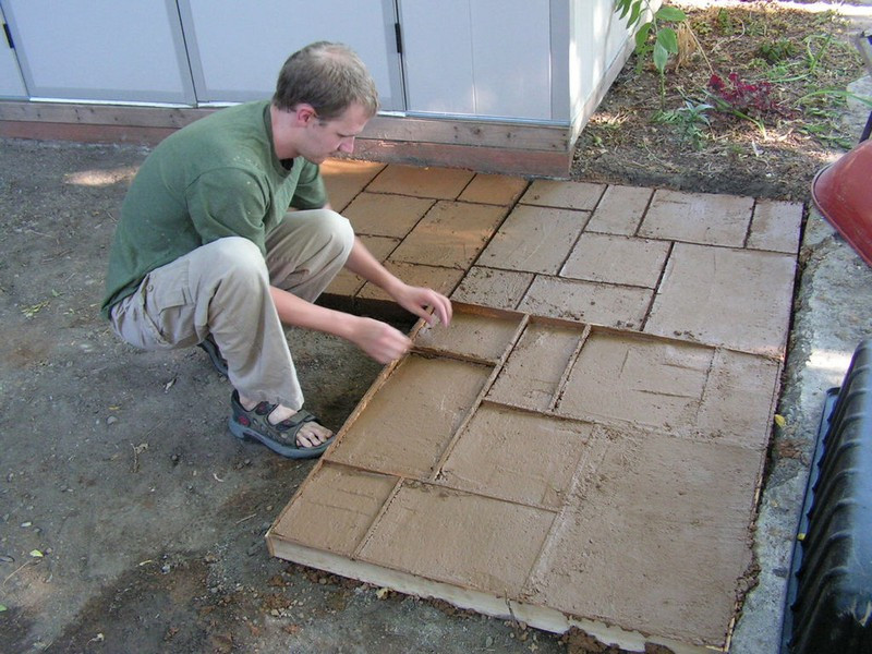 Best ideas about DIY Brick Patios . Save or Pin Do It Yourself Cement Patio Now.