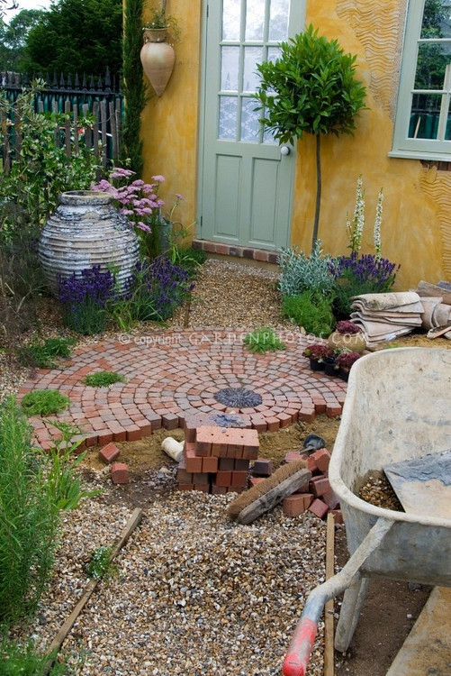 Best ideas about DIY Brick Patios . Save or Pin Building A Patio With Pavers Now.