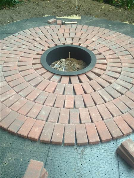 Best ideas about DIY Brick Patios . Save or Pin DIY How to create a backyard brick patio TODAY Now.