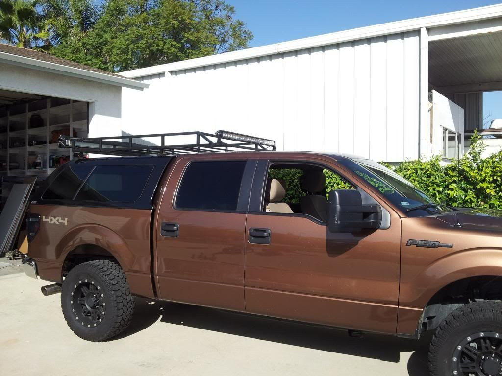 Best ideas about DIY Camper Shell Roof Rack . Save or Pin Camper Shell Roof Racks Expedition Portal Now.