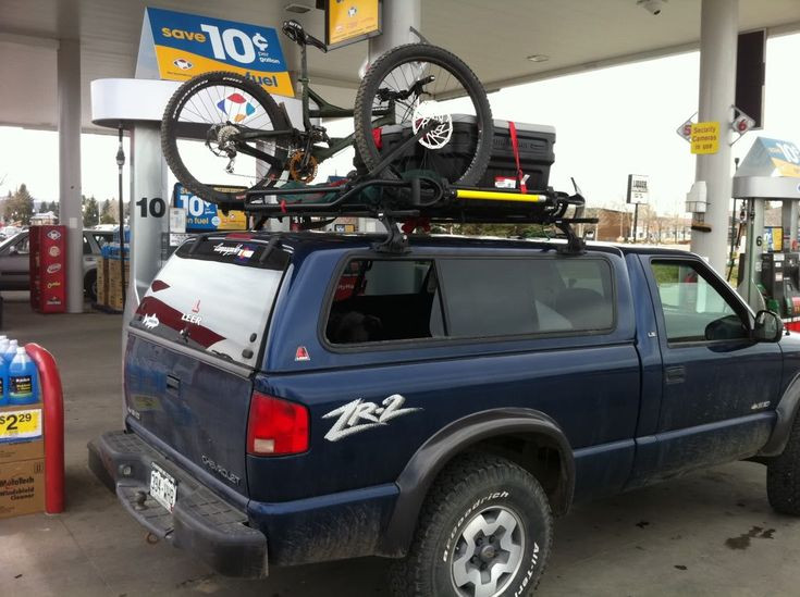 Best ideas about DIY Camper Shell Roof Rack . Save or Pin Truck Cab & Camper Shell Roof Baskets & Rack Setups Now.