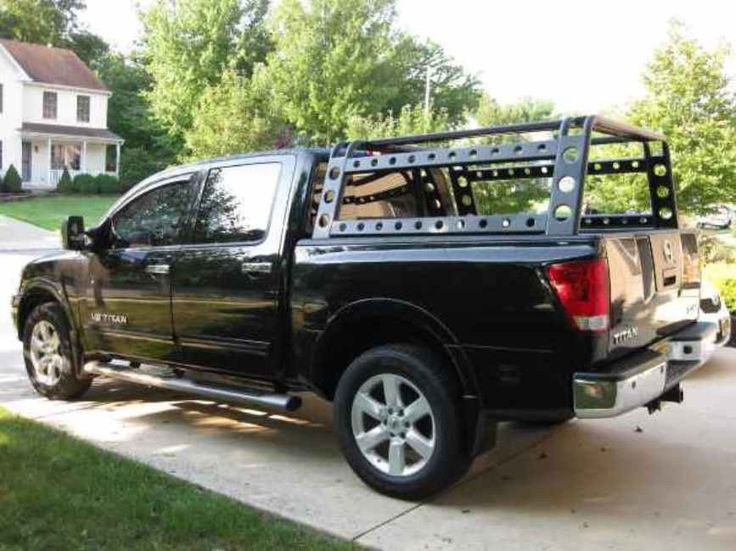 Best ideas about DIY Camper Shell Roof Rack . Save or Pin Homemade Truck Topper Truck Pinterest Now.