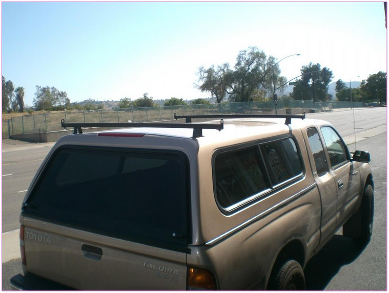 Best ideas about DIY Camper Shell Roof Rack . Save or Pin Truck Camper Shell Roof Rack – Racking and Shelving Ideas Now.