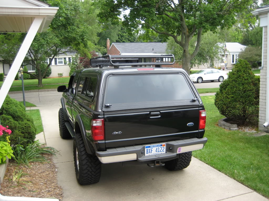 Best ideas about DIY Camper Shell Roof Rack . Save or Pin Yakima Roof rack mounted on the Topper pics Ranger Now.