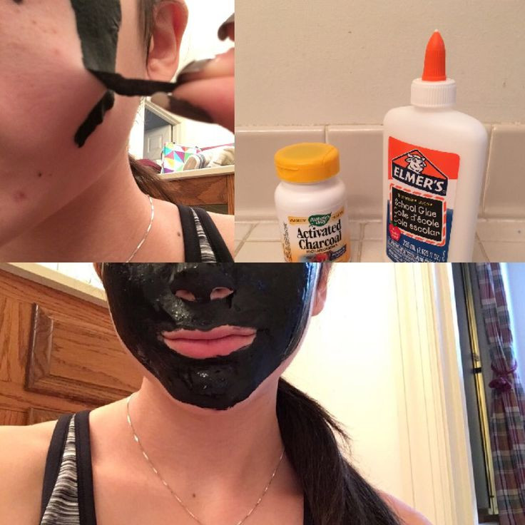 Best ideas about DIY Charcoal Mask With Glue . Save or Pin 1000 ideas about Charcoal Peel f Mask on Pinterest Now.