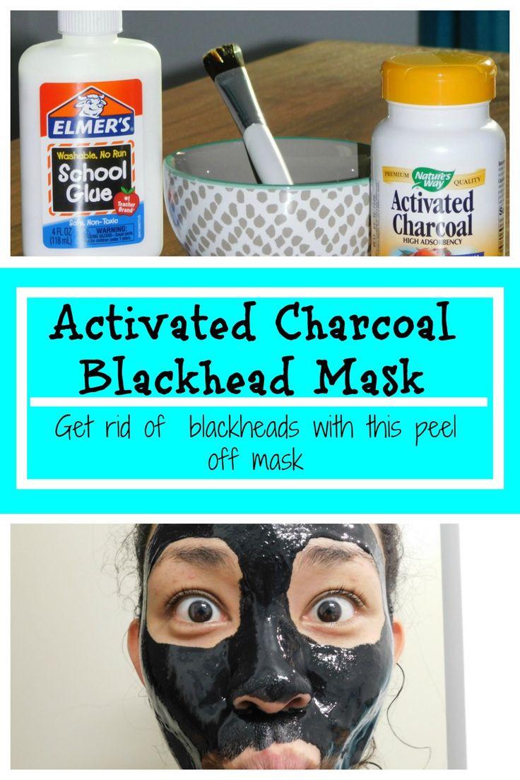 Best ideas about DIY Charcoal Mask With Glue . Save or Pin 17 bästa idéer om Blackhead Mask på Pinterest Now.