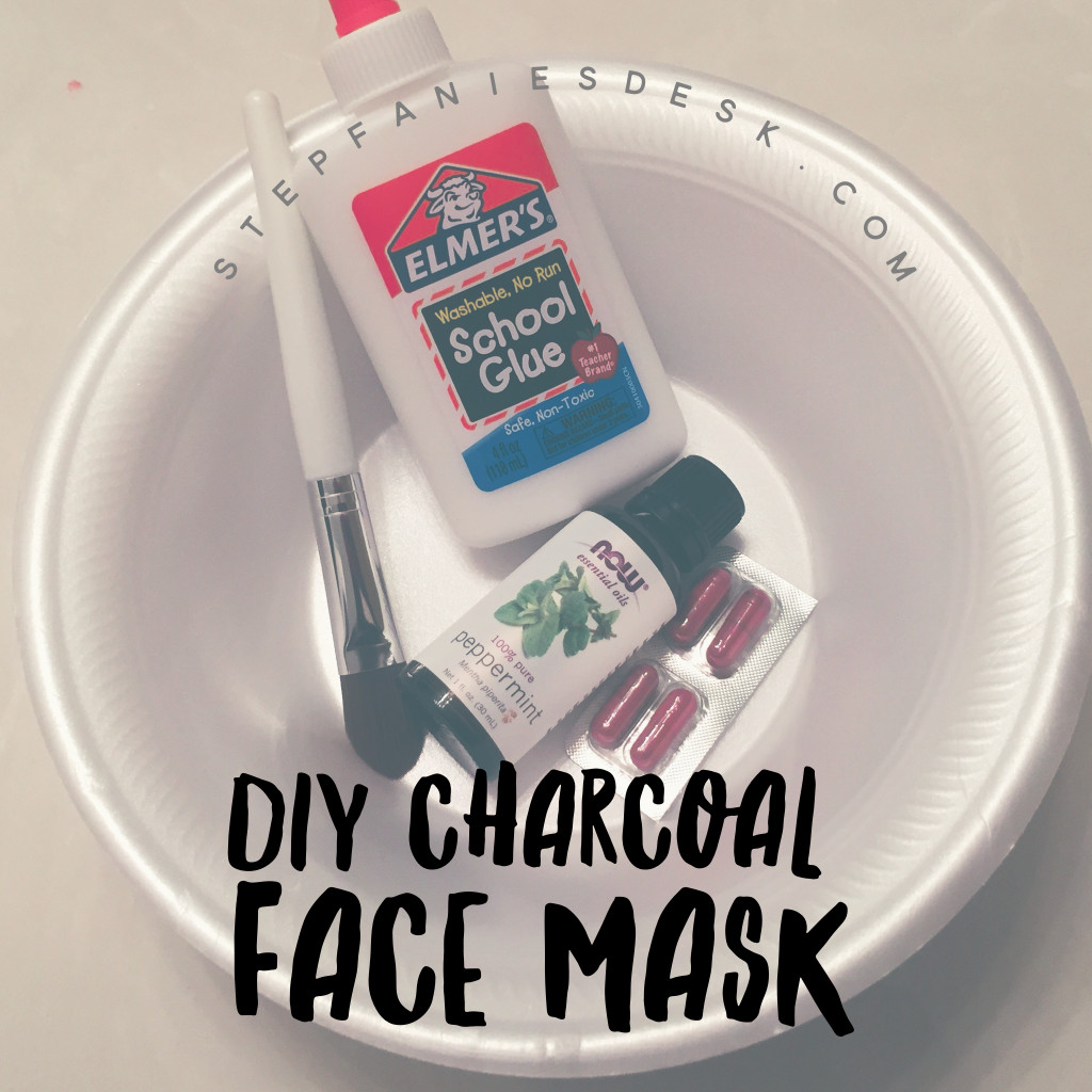 Best ideas about DIY Charcoal Mask With Glue . Save or Pin DIY Charcoal Face Mask Now.