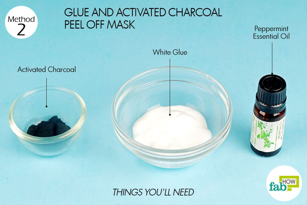 Best ideas about DIY Charcoal Mask With Glue . Save or Pin 5 Best DIY Peel f Facial Masks to Deep Clean Pores and Now.
