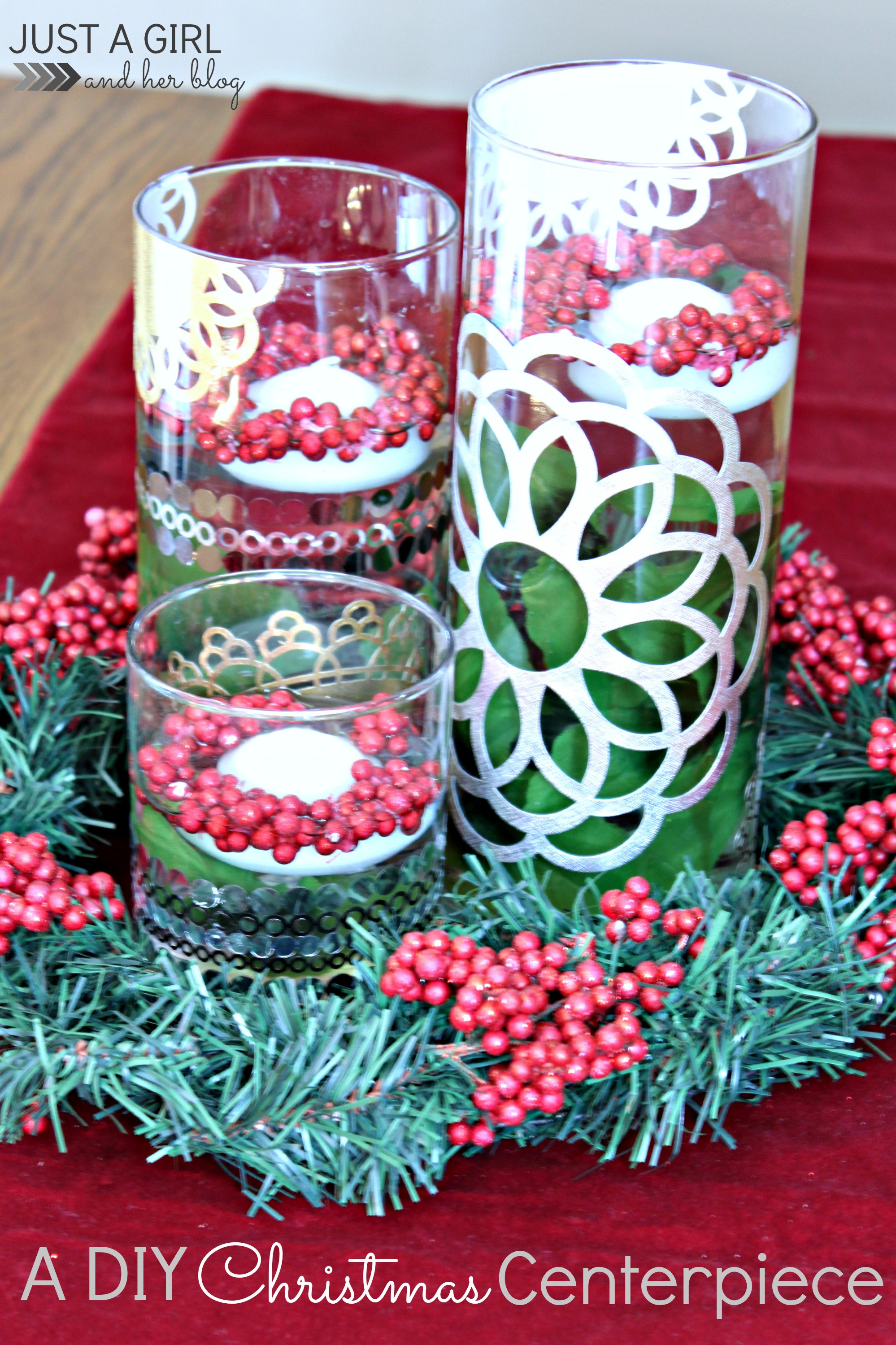 Best ideas about DIY Christmas Centerpieces . Save or Pin A DIY Christmas Centerpiece with Martha Stewart Crafts Now.