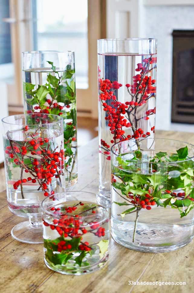 Best ideas about DIY Christmas Centerpieces . Save or Pin 14 Best DIY Christmas Centerpieces Beautiful Ideas for Now.