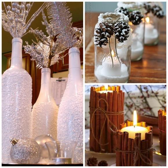Best ideas about DIY Christmas Centerpieces . Save or Pin 9 DIY Christmas Centerpieces Now.