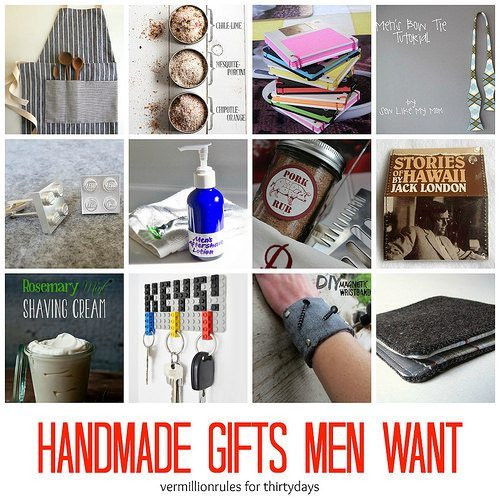 Best ideas about DIY Christmas Gift For Men . Save or Pin Handmade Gifts Men Want Now.