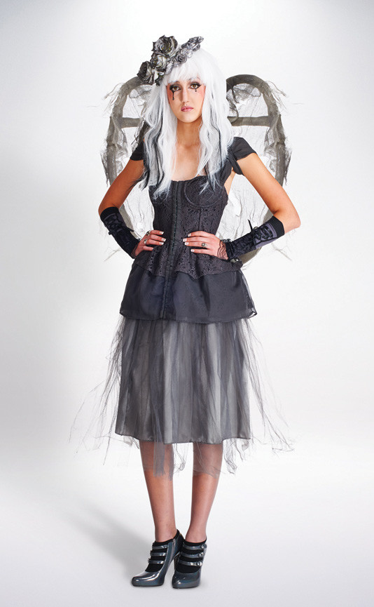 Best ideas about DIY Dark Angel Costume . Save or Pin Fallen Angel Costume Womens Halloween Costumes Now.