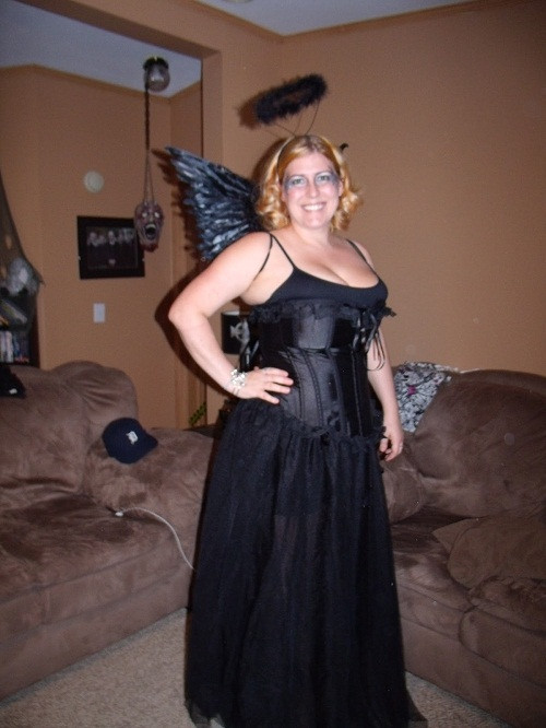 Best ideas about DIY Dark Angel Costume . Save or Pin Dark Angel Costumes for Men Women Kids Now.