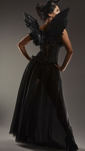 Best ideas about DIY Dark Angel Costume . Save or Pin 61 best images about halloween on Pinterest Now.