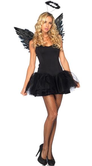 Best ideas about DIY Dark Angel Costume . Save or Pin Dark Angel Costume Kit Black Angel Costume Kit Black Now.