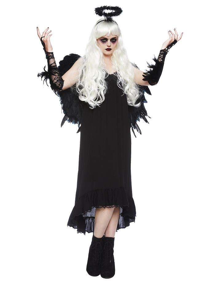 Best ideas about DIY Dark Angel Costume . Save or Pin DIY Dark Angel Costume for Halloween Now.