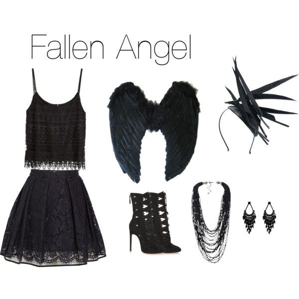 Best ideas about DIY Dark Angel Costume . Save or Pin Fallen Angel D I Y Halloween Costume by snsd kimmyyy on Now.