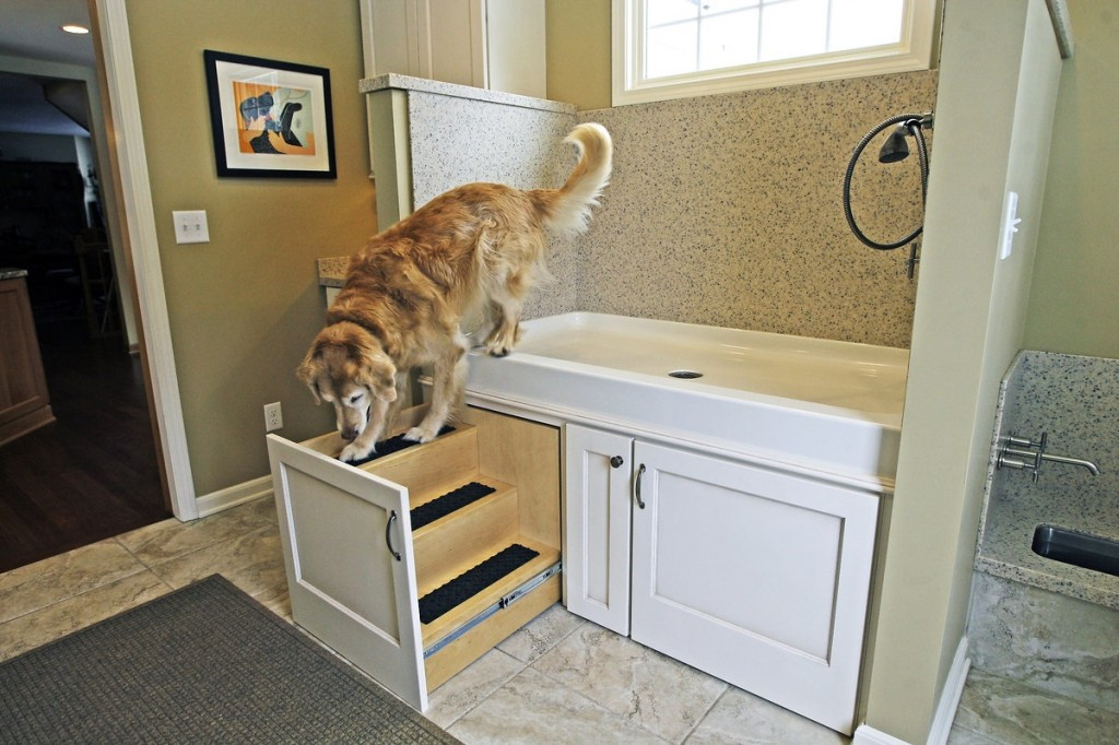Best ideas about DIY Dog Bathing . Save or Pin A Mud Room Designed for Your Dog Porch Advice Now.