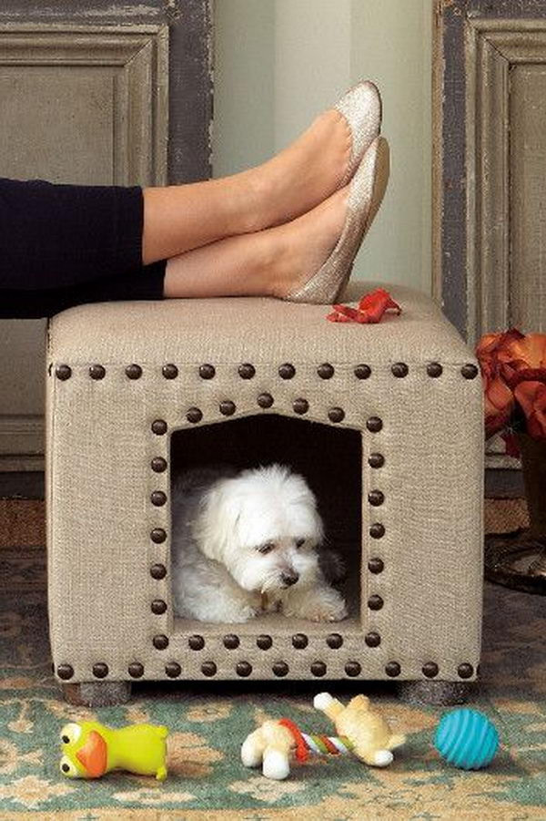Best ideas about DIY Dog Bed Ideas . Save or Pin Creative DIY Dog Beds Now.